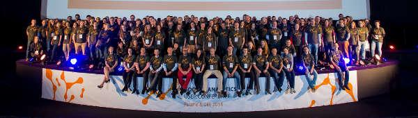 Google Analytics User Conference Poland & CEE 2014 Multikino Zlote Tarasy 25.09.14 Warszawa